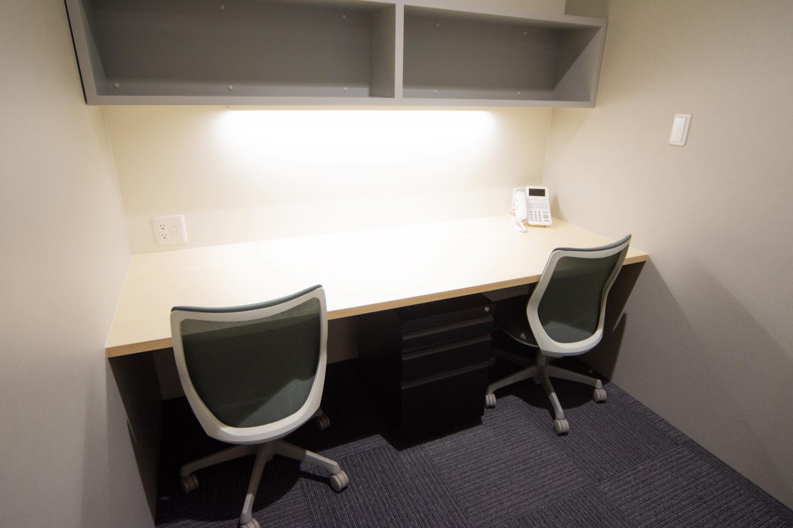 booth seat & private room01
